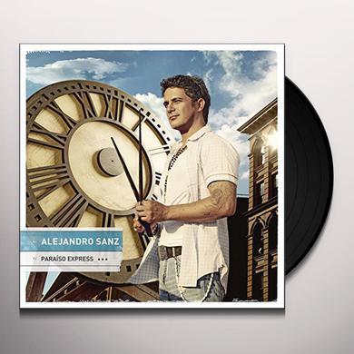 Alejandro Sanz PARAISO EXPRESS Vinyl Record