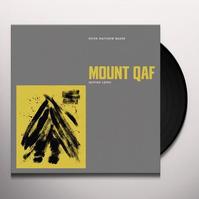 Peter Matthew Bauer MOUNT QAF (DIVINE LOVE) Vinyl Record