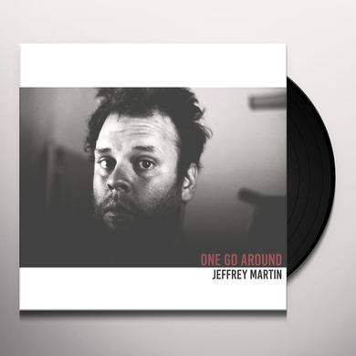 Jeffrey Martin ONE GO AROUND Vinyl Record