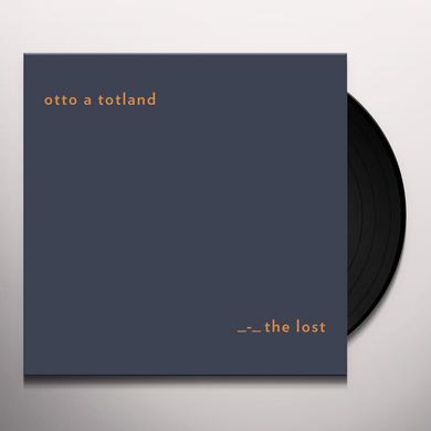 Otto A Totland LOST Vinyl Record