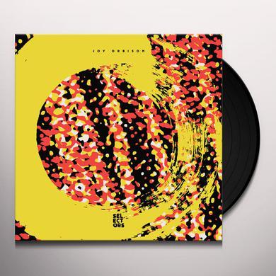 Joy Orbison SELECTORS 004 Vinyl Record