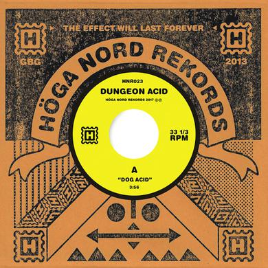 DUNGEON ACID DOG ACID / SEX BEAT Vinyl Record