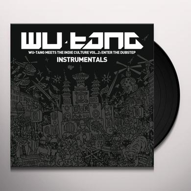 WU-TANG MEETS INDIE CULTURE 2: ENTER THE DUBSTEP Vinyl Record