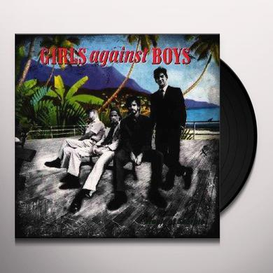 Girls Against Boys TROPIC OF SCORPIO Vinyl Record