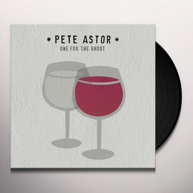 Pete Astor ONE FOR THE GHOST Vinyl Record