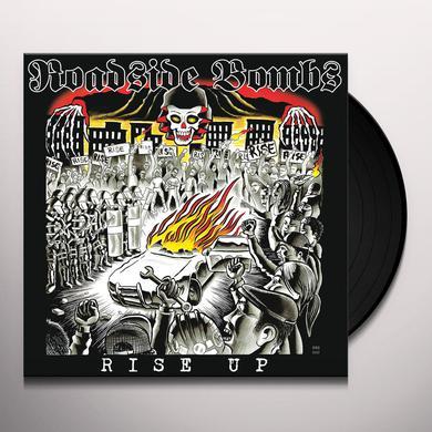 ROADSIDE BOMBS RISE UP Vinyl Record