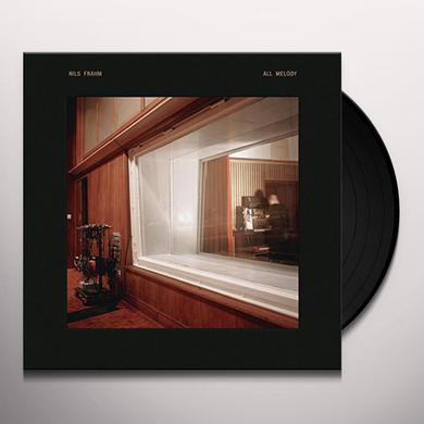 Nils Frahm ALL MELODY Vinyl Record