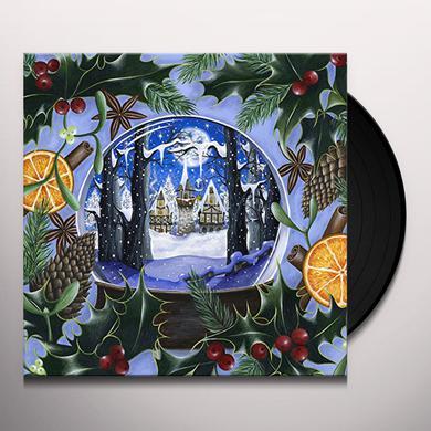 Big Big Train MERRY CHRISTMAS Vinyl Record