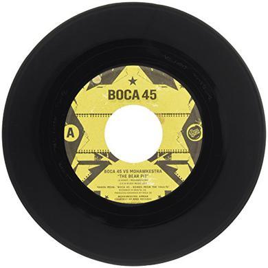 Boca 45 BEAR PIT Vinyl Record