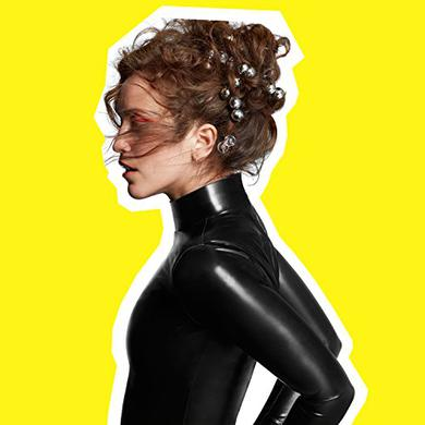 Rae Morris SOMEONE OUT THERE Vinyl Record