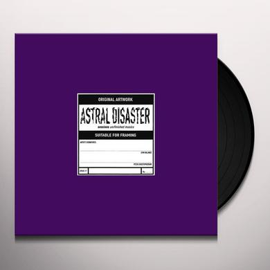 Coil ASTRAL DISASTER SESSIONS UN / FINISHED MUSICS Vinyl Record
