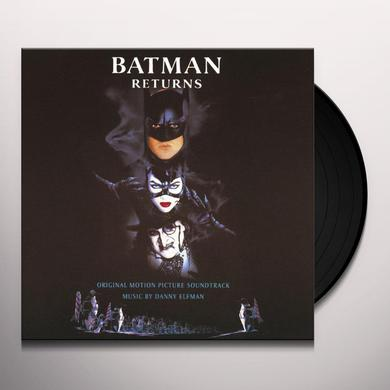 DANNY ELFMAN BATMAN RETURNS (SCORE) / O.S.T. Vinyl Record