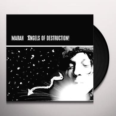 Marah ANGELS OF DESTRUCTION Vinyl Record