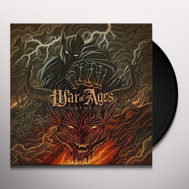 War Of Ages ALPHA Vinyl Record