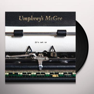 Umphrey's Mcgee IT'S NOT US Vinyl Record