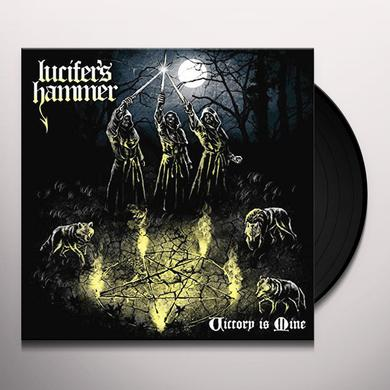 LUCIFER'S HAMMER VICTORY IS MINE Vinyl Record