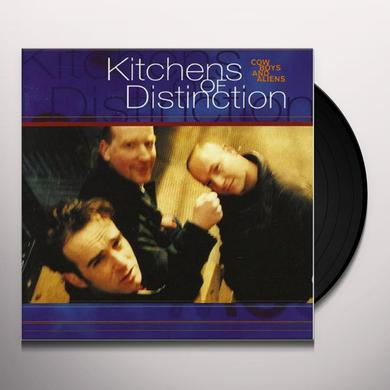 Kitchens Of Distinction COWBOYS & ALIENS Vinyl Record