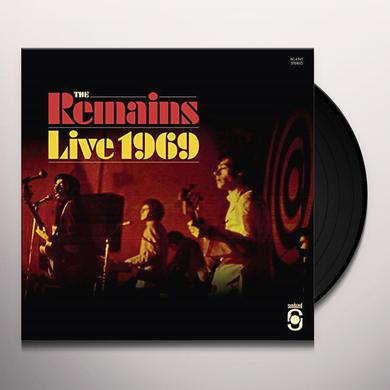 Remains LIVE 1969 Vinyl Record
