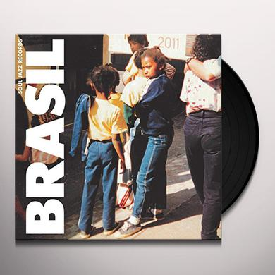 Soul Jazz Records Presents BRASIL Vinyl Record