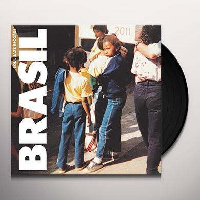Soul Jazz Records Presents BRASIL Vinyl Record