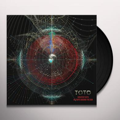 Toto 40 TRIPS AROUND THE SUN Vinyl Record