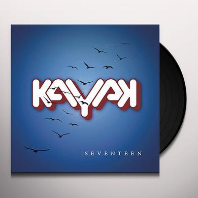 Kayak SEVENTEEN Vinyl Record