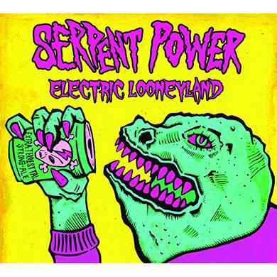 Serpent Power ELECTRIC LOONEYLAND Vinyl Record