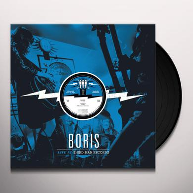 Boris LIVE AT THIRD MAN Vinyl Record