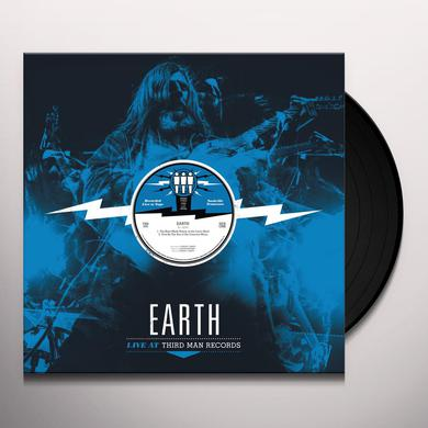 Earth LIVE AT THIRD MAN Vinyl Record