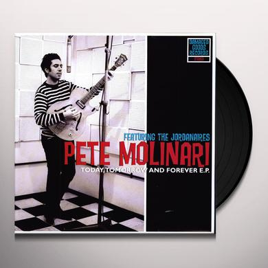 Pete Molinari TODAY TOMORROW & FOREVER Vinyl Record