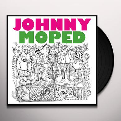 Johnny Moped CATATONIC Vinyl Record