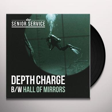 SENIOR SERVICE DEPTH CHARGE Vinyl Record