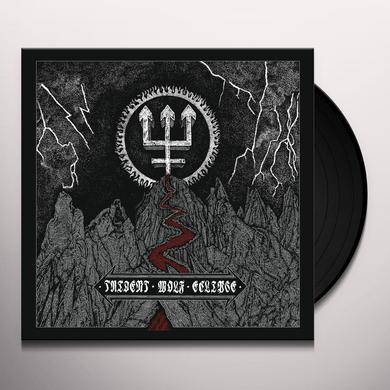 Watain TRIDENT WOLF ECLIPSE Vinyl Record - Colored Vinyl, 180 Gram Pressing, Red Vinyl