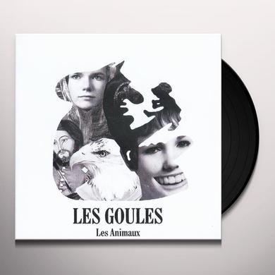 LES GOULES LES ANIMAUX Vinyl Record