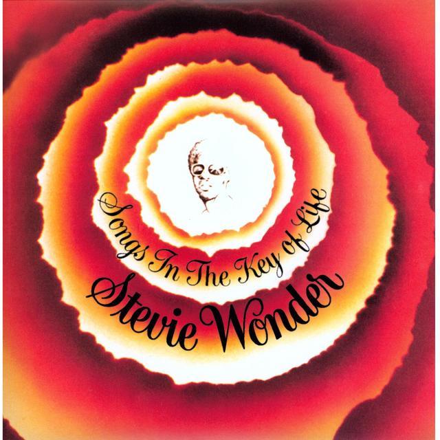 Stevie Wonder SONGS IN THE KEY OF LIFE Vinyl Record - 180 Gram Pressing, Reissue