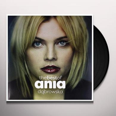 Ania Dabrowska BEST OF Vinyl Record
