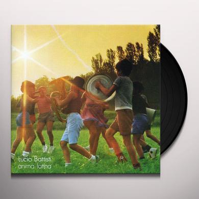 Lucio Battisti ANIMA LATINA Vinyl Record