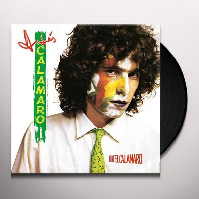 Andres Calamaro HOTEL CALAMARO Vinyl Record