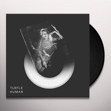 Turtle HUMAN Vinyl Record