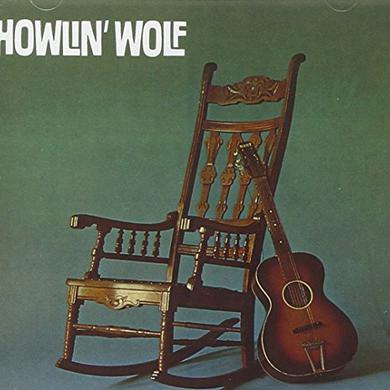 HOWLIN WOLF (THE ROCKIN CHAIR) Vinyl Record