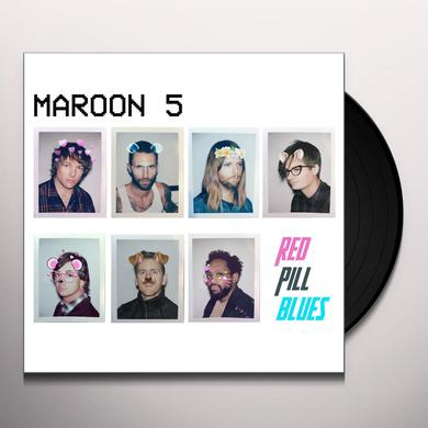 Maroon 5 RED PILL BLUES Vinyl Record