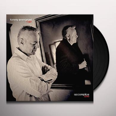 Tommy Emmanuel ACCOMPLICE ONE Vinyl Record