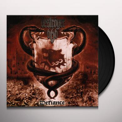 Destroyer 666 DEFIANCE Vinyl Record
