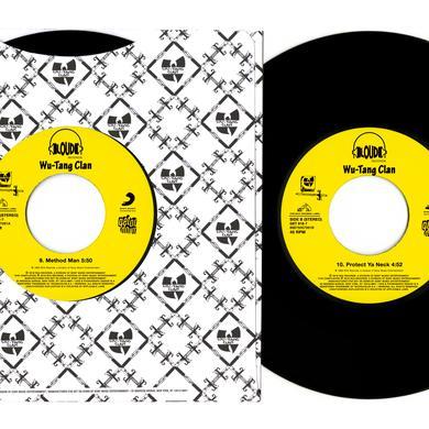 Wu-Tang Clan METHOD MAN / PROTECT YA NECK Vinyl Record
