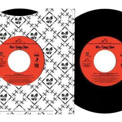 Wu-Tang Clan 7TH CHAMBER PART II Vinyl Record