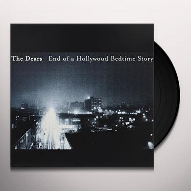 Dears END OF A HOLLYWOOD BEDTIME STORY Vinyl Record