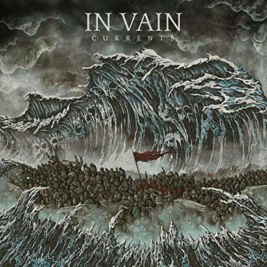In Vain CURRENTS Vinyl Record
