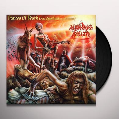 Mekong Delta DANCES OF DEATH Vinyl Record
