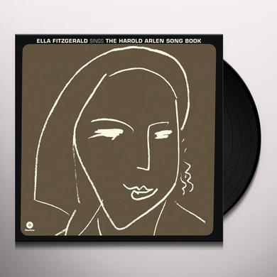 Ella Fitzgerald SINGS THE HAROLD ARLEN SONGBOOK Vinyl Record