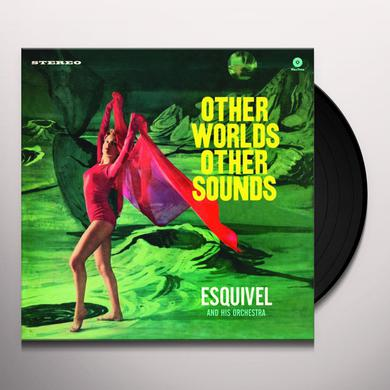 Esquivel & His Orchestra OTHER WORLDS OTHER SOUNDS Vinyl Record